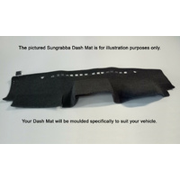 Sungrabba Dash Mat To Suit BMW E23 Chassis 730i-735i-733i 1977-1987 Black