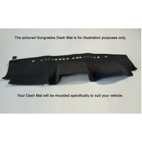 Sungrabba Dash Mat To Suit Ford Ranger PX2 XLS All Models 2015-2019