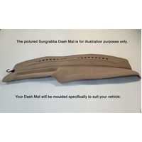 Sungrabba Dash Mat To Suit Holden Rodeo TF Models 08/1988-01/1997 Beige