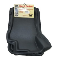 Sandgrabba Mats To Suit Mitsubishi Triton MN Club Cab Two Door Utility 2011 - 2014