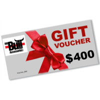 $400 Gift Voucher - Spend Online Anytime